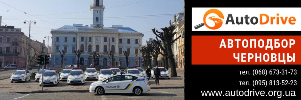 Проверка авто Черновцы
